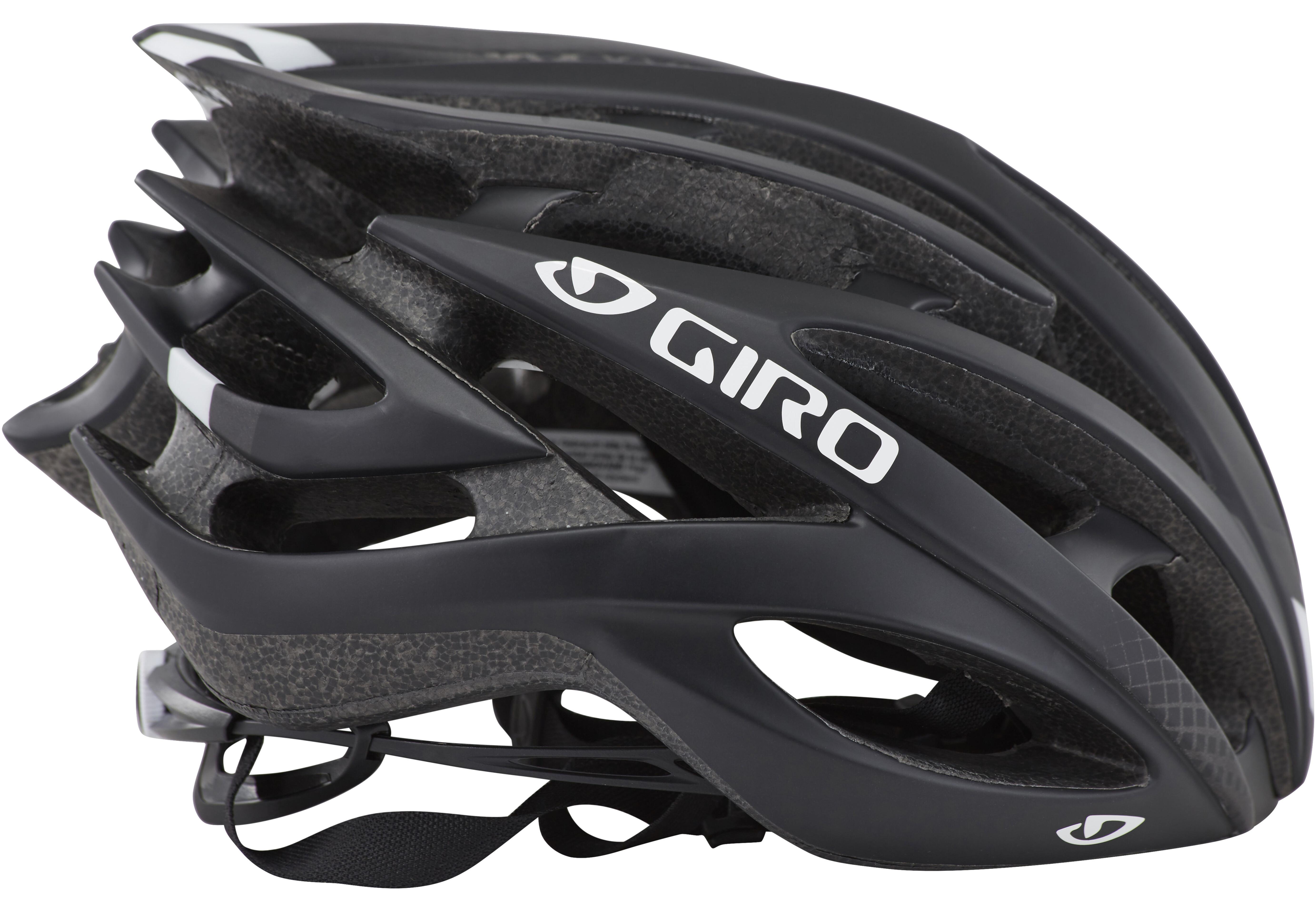 3077da6511e4b Giro Atmos II - Casco de bicicleta - negro